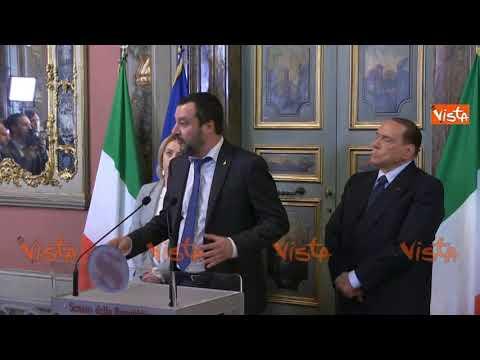 Salvini lancia l'appello, Di Maio traccia il confine, la giornata di Consultazioni in 150 secondi
