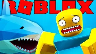 ESCAPE THE FISH STORE IN ROBLOX! | ROBLOX OBBY
