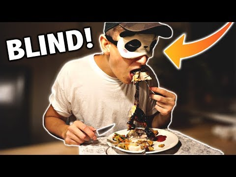 BLIND I 24 TIMER CHALLENGE!