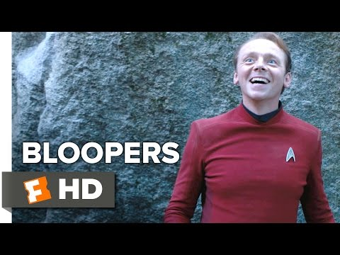 Star Trek Beyond Bloopers (2016) - Chris Pine Movie