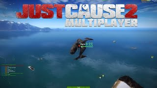 Just Cause 2 Multiplayer Live Stream Open lobby