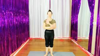 Energy clearing movement and breath