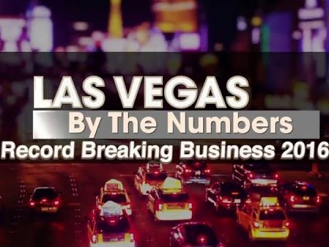 Las Vegas Trade Shows Experience Record Growth in 2016 - Unravel Travel TV