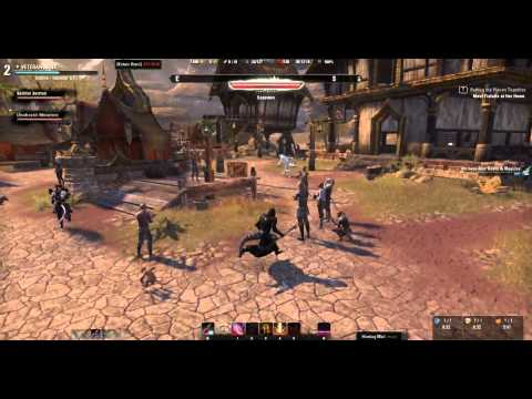 how to kill a werewolf in eso