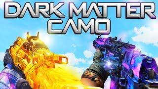 """DARK MATTER"" CAMO in Every Call of Duty"