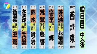 大相撲名古屋場所は4日目、初優勝と横綱昇進を目指す稀勢の里は、13...