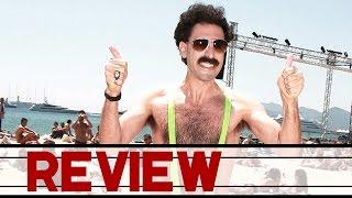 BORAT Trailer Deutsch German & Review Kritik (HD) | Sacha Baron Cohen