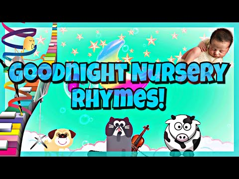 Rockabye Baby - Mary Had a Little Lamb - Are You Sleeping - Hey Diddle Diddle & More!