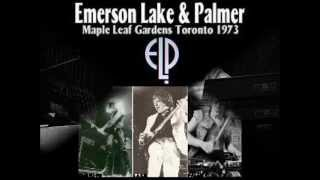 Emerson Lake Palmer Benny The Bouncer Dec 7 1973