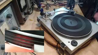 Technics SL 220 Turntable Tune Up
