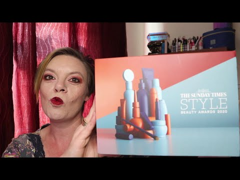 Latest In Beauty - Style Beauty Awards Unboxing No.1