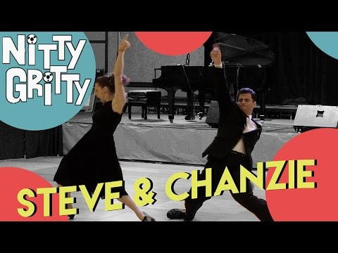 "Stephen Sayer & Chandrae Roettig ""Nitty Gritty"" DANCE Camp Hollywood 2015 *BEST QUALITY*"