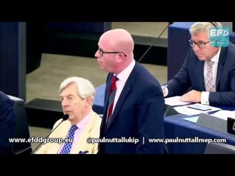 UK-EU relations: towards a viable and prosperous future - UKIP Deputy Leader Paul Nuttall MEP