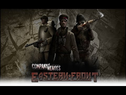 Return to EF - Company of Heroes Eastern Front Multiplayer #3