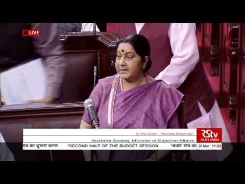 Sushma Swaraj confirms the death of missing Indians in Iraq
