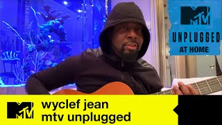 Download lagu Wyclef Jean | MTV Unplugged At Home