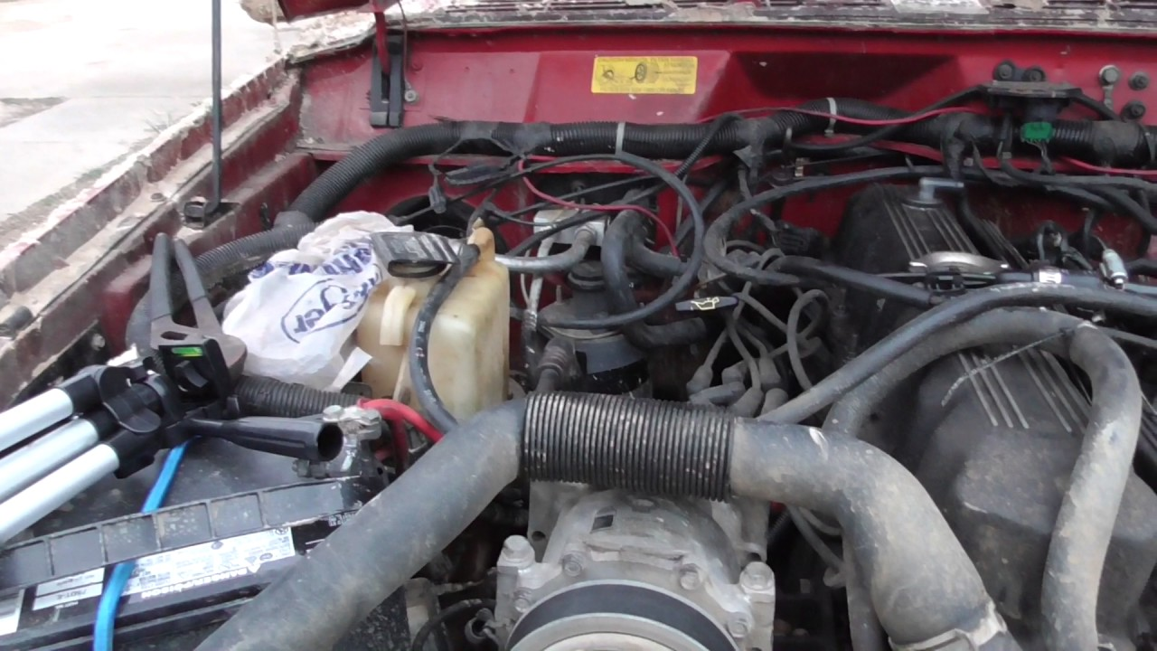 1991 Jeep Cherokee Update | Heater Control Valve Install  YouTube
