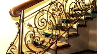 видео Заказать лестницы на больцах в Краснодаре