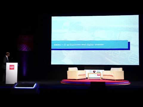 Center Stage: Keynote by Helmut Schütt, Chief Information Officer Daimler Trucks, Buses & Vans