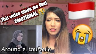 ATOUNA EL TOUFOULE Cover by SABYAN REACTION VIDEO (OPEN YOUR EYES EVERYONE!!)
