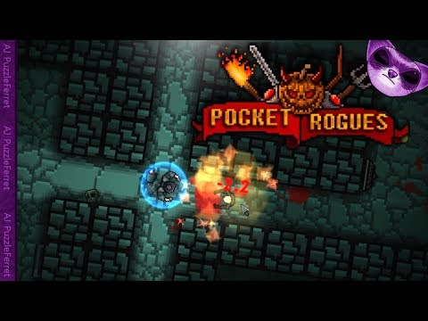 Pocket Rogues Ep4 - Death And Upgrades!