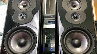 Polk LSiM703 Bookshelf Speakers - Craigslist $350 - MSRP $1,499