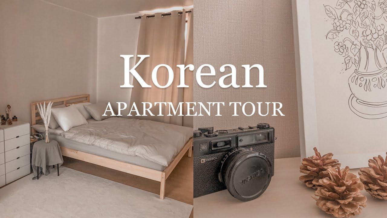 Наша Квартира В Корее/ РумТур Квартиры В Сеуле/ KOREAN APARTMENT TOUR