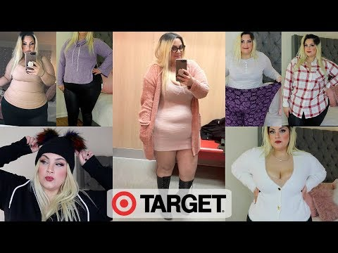 Target Plus Size Haul | Try On
