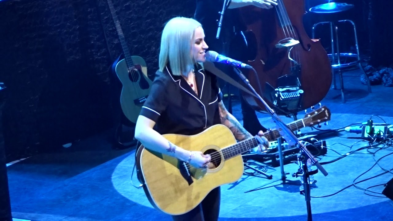 Amy Macdonald, Pride, Woman of the World Tour, AB Brussels
