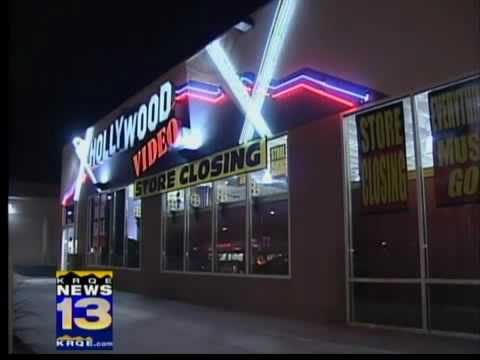 Hollywood Video shuts most ABQ stores