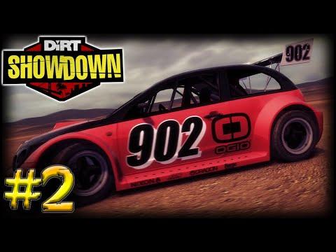 DiRT SHOWDOWN Walkthrough Gameplay Part 2 - SPY PRO RACING (No Commentary)