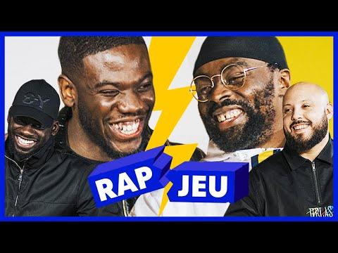 Youtube: Dinos vs Isha – Rap Jeu #14 avec Oumardinho & Stan