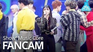 [예능연구소 직캠] CHUNGHA - Gotta Go, 청하 - 벌써 12시 No.1 encore ver. @Show Music core 20190119