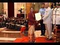 President Kovind confers Arjuna Award 2018 upon Ms Hima Das