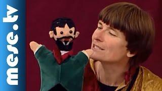 Figurina színház: Gigantocirkusz 1. rész (bábjáték, mese) | MESE TV