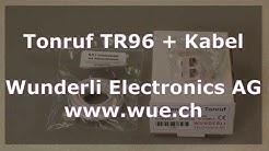 TR96 Zusatztonruf für ALL IP zB. an Swisscom IP BOX