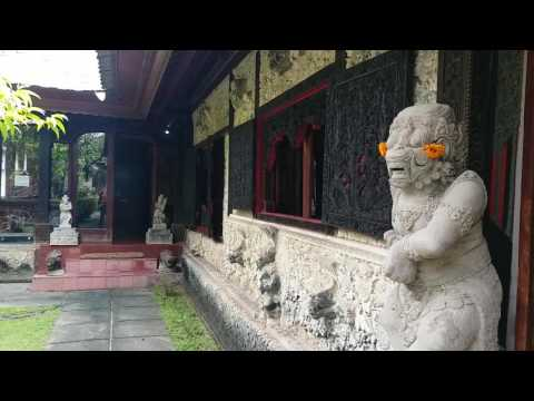 Bali Vacation Clip Museum Le Mayeur Discovery 2017 - 140528