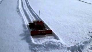 Kyosho Blizzard Deep Snow Plowing
