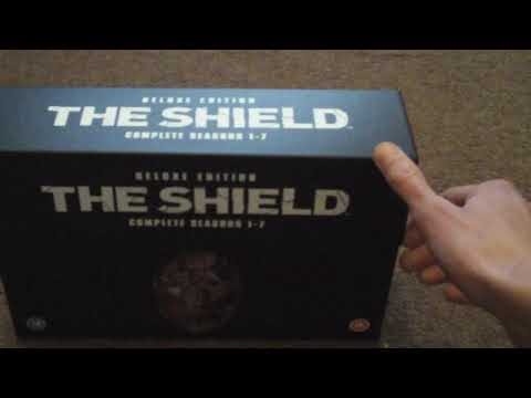 The Shield Complete Seasons 1-7