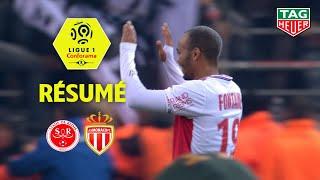Stade de Reims - AS Monaco ( 1-0 ) - Résumé - (REIMS - ASM) / 2018-19