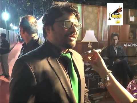 Babul Supriyo - Mirchi Music Awards Bangla Red Carpet interview