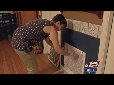 Indoor pollutants can make allergies worse