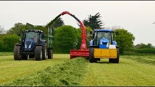 silage 2014 jf stoll fct1060 forager