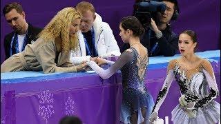 Алина Загитова рассказала правду о Тутберидзе и Медведевой