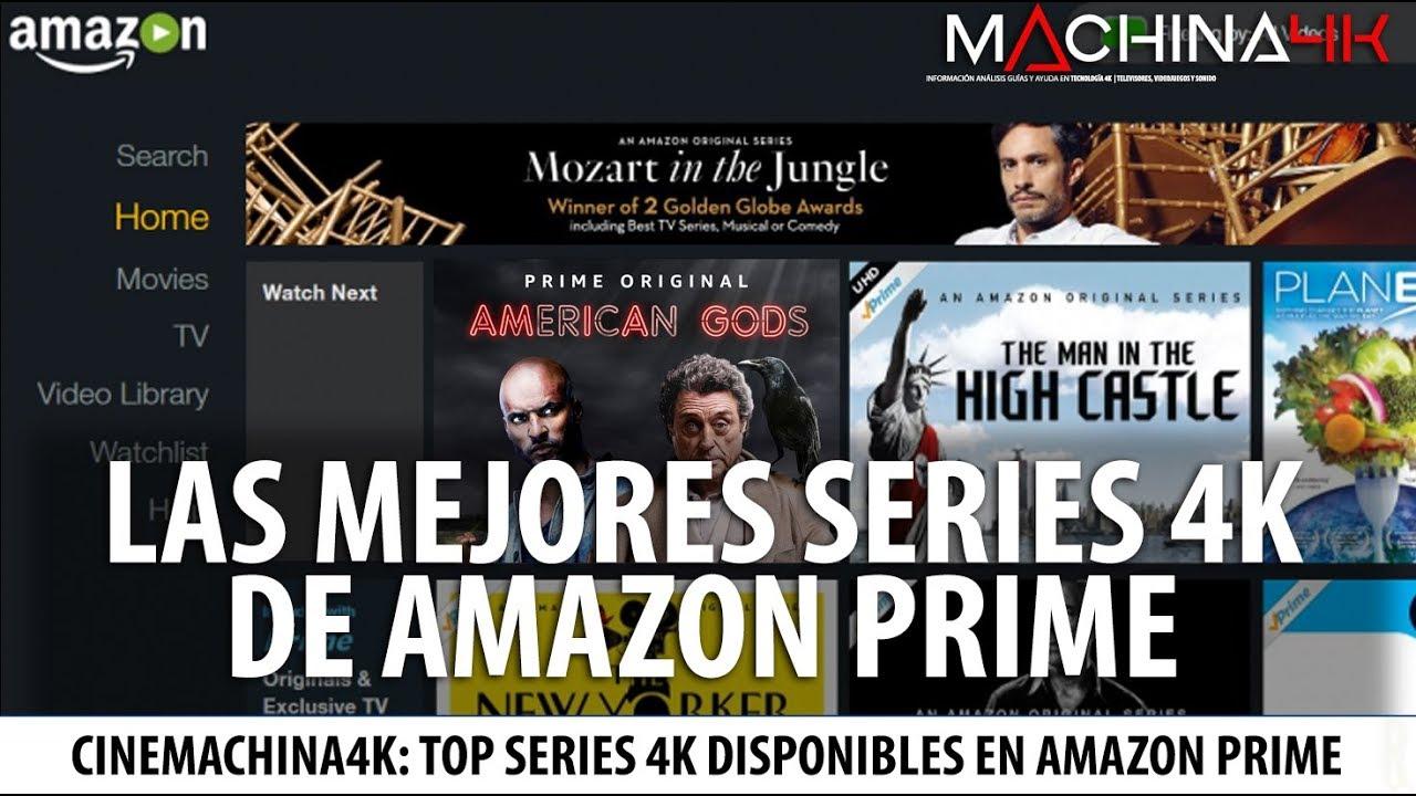 4k Amazon Prime