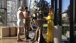 Как проходит экспресс-свадьба в Киеве