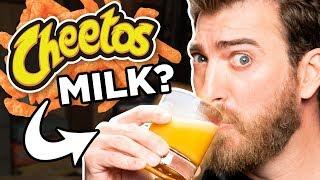 Download Will It Milk? Taste Test Mp3 and Videos