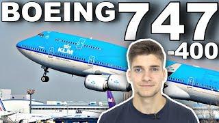 Die BOEING 747! (3) AeroNewsGermany
