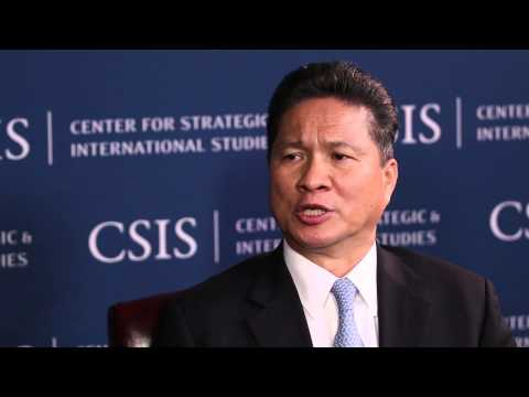 The Dialog with Sun Chanthol, Cambodian Minister of Commerce
