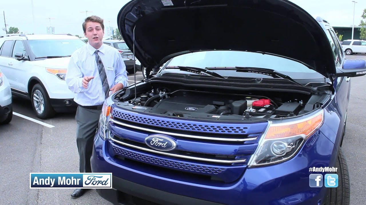 2015 ford explorer engine capless fuel flex fuel andy mohr ford indianapolis indiana